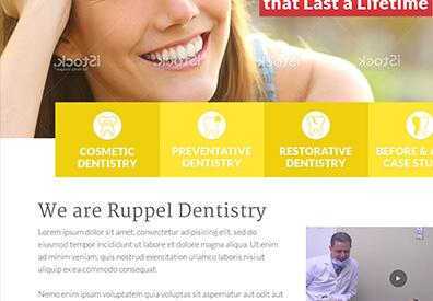 Ruppel Dentistry Design